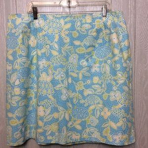 Talbots Sweet Talbots Skirt PLUS SIZE 22W